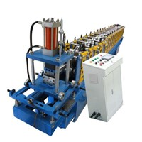 Jual Floor Deck Roll Forming Machine