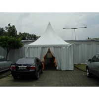 Sewa Tenda Kerucut By Art-Tendapesta