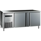 Stainles Steel Under Counter Freezer Masema MSB TD 180 1