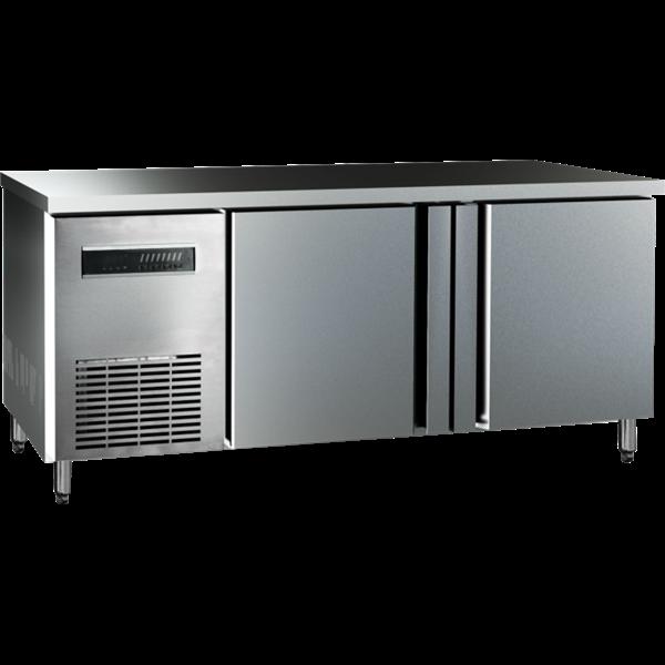 Stainles Steel Under Counter Freezer Masema MSB TD 180