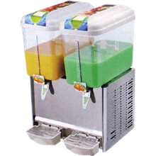 Mesin Pembuat Jus Juice Dispenser Masema 2 Tabung