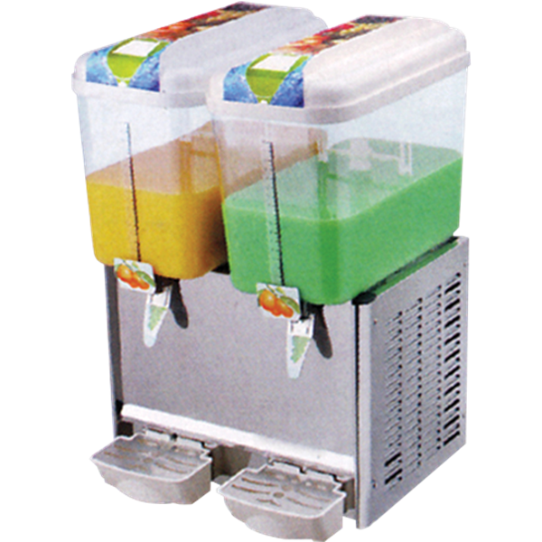 Mesin Pembuat Jus Juice Dispenser Masema 2 Tabung