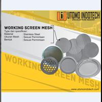 Jual Working Screen Mesh 2