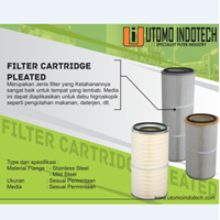 Jual Filter Cartridge Plateed 2