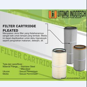 Filter Cartridge Plateed