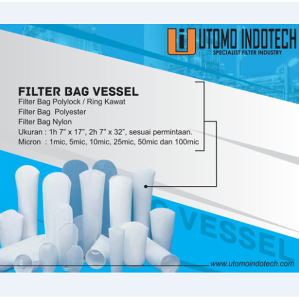 Filter Bag Vessel