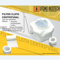 Jual FIlter Cloth Centrifugal 2