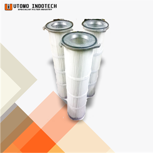 Filter Dust Collector Silo Cement