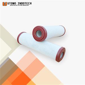 Liquid Filter Filter Cartridge Carbon Aktif