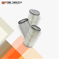 Bag Filter Dust Filter Cartridge Pleated 1