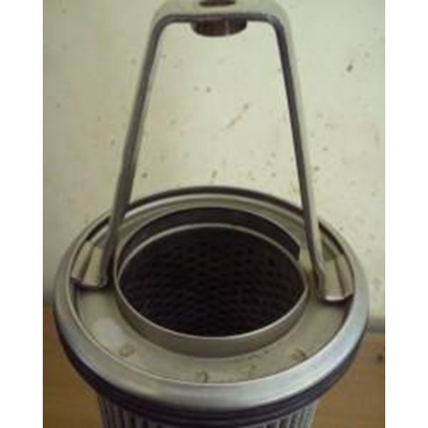 Liquid Filter Basket Strainer