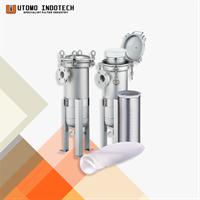 Liquid Filter Bag Filter Vessel 1