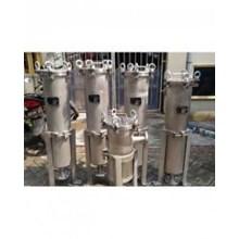 Liquid Filter Bag Filter Vessel