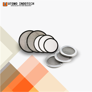 Liquid filter Screen Disk Filter