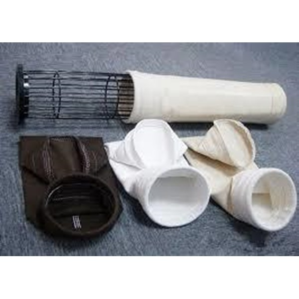 Suku Cadang Mesin Cage Retainer Kerangka Filter Dust Collector