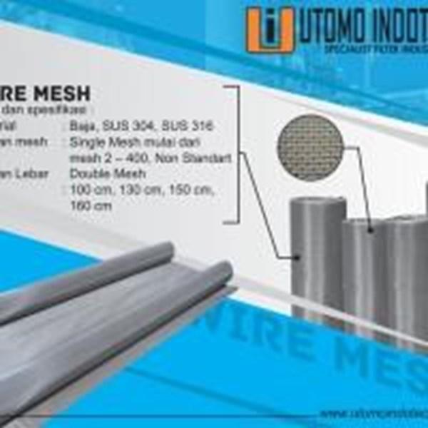 Wire Mesh dan Grating ( Wire Mesh Neeting )