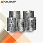 Pleated Filter Perforated Plate 1