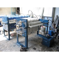 Distributor Mesin Press Filter Press 3