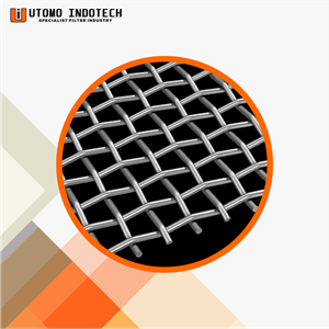 Wire Mesh dan Grating Crimped