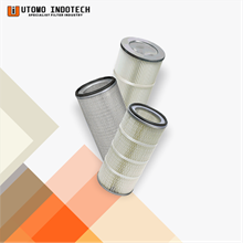 Filter Cartridge Pleated