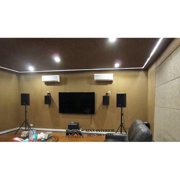 Partisi & Plafon Akustik Pekanbaru