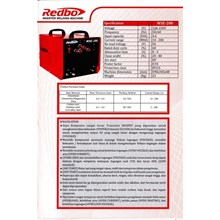 ACDC Redbo Welding Machine