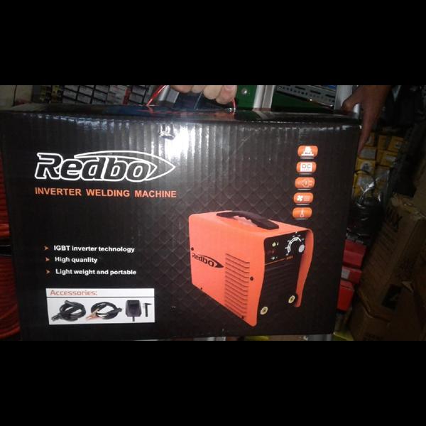 mesin las inverter redbo mma 200