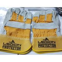 Sarung tangan kombinasi import tebal