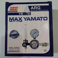 regulator argon Max yamato