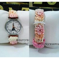 Jual Jam Tangan Ourcreamy Type4