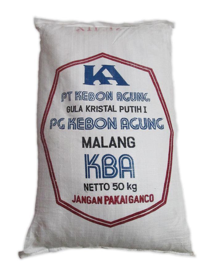 Jual Gula Pasir Kristal Putih Harga Murah Surabaya Oleh Pt