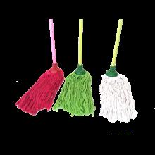 Kain Pel / Mop Bulat warna