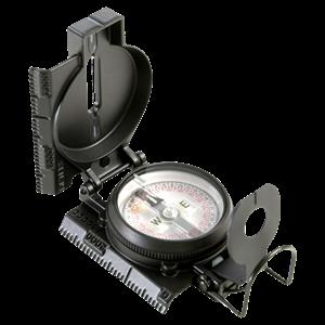 Cammenga Compass Tritium 3 H Black