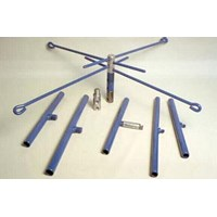 Distributor T Handle for Hand Auger 3