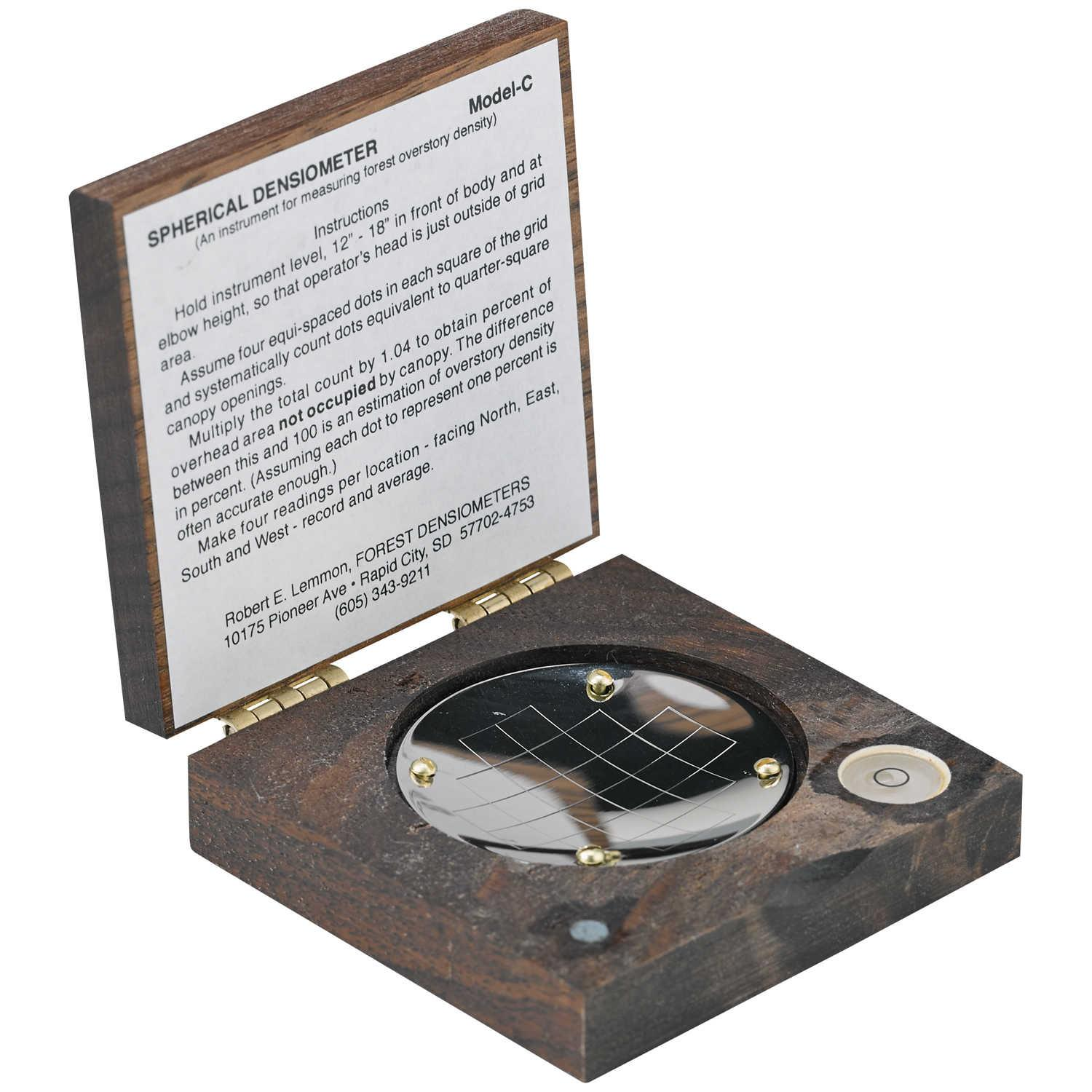 Sell Spherical Densiometer Concave Model C From Indonesia
