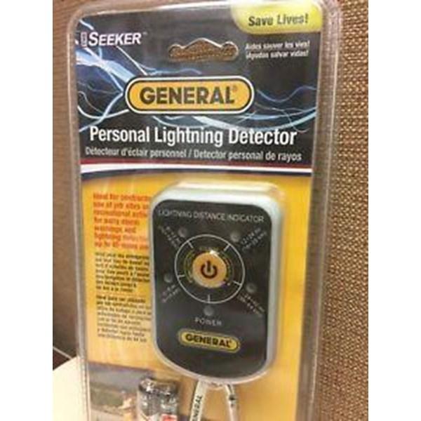 Deteksi Petir LD7 Merk General