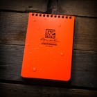 Buku Tulis Rite/Rain Orange Top Spiral 4 X 6 6