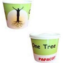 Papercup Printing Logo