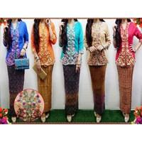 Jual Baju Batik Dolla 01