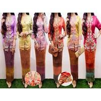 Jual Baju Batik Dolla Saten