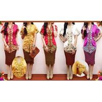 Jual Baju Batik Dolla St Pdk