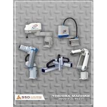 Industrial Robot TOSHIBA