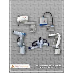 Dari Industrial Robot TOSHIBA 0