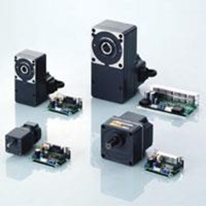Brushless DC Motor and DC Input Driver Speed Control Systems