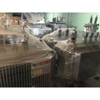 Distributor Trafo Distribusi Trafindo 500 KVA - 20.000V / 400V 3
