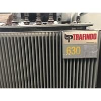 Jual Trafo Distribusi Trafindo 630 KVA - Stepdown 20.000V / 400V - 3 Phase 2
