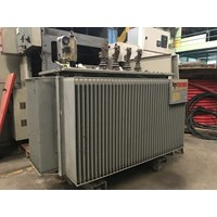 Trafo Distribusi Trafindo 630 KVA - Stepdown 20.000V / 400V - 3 Phase
