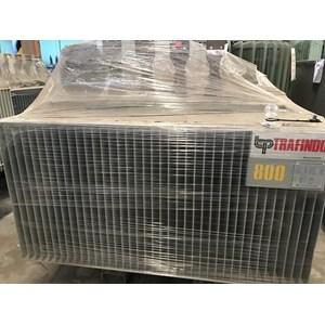 Trafo Distribusi Trafindo 800 KVA - Stepdown 20.000V / 400V - 3 Phase