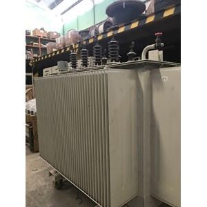 Trafo Distribusi Schneider 2500 KVA - Stepdown 20.000V / 6.600V - 3 Phase