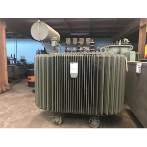 Trafo Distribusi Trafo Union 1250KVA - Stepdown 20KV / 400V - 3 Phase